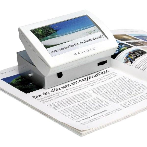 Videoingranditore MAXLUPE portatile