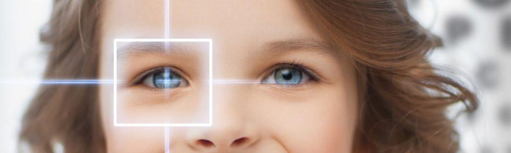 contattologia pediatrica